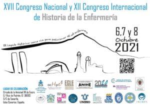 XVII Congreso Nacional y XII Congreso Internacional de Historia de la Enfermería @ Círculo de la Amistad XII de Enero